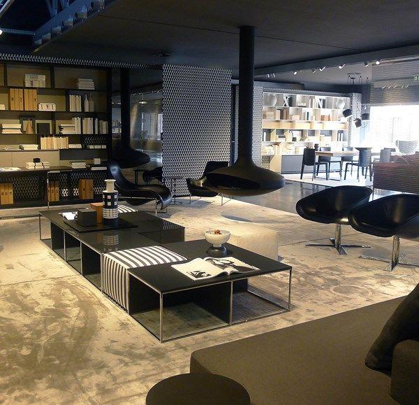 B&B iTALIA Novedrate SHOWROOM | Interior-Livingroom | Pinterest ...