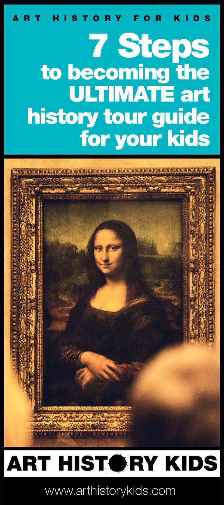 Photo of 7 steps to becoming the ULTIMATE art history tour guide for your kids — Art History Kids