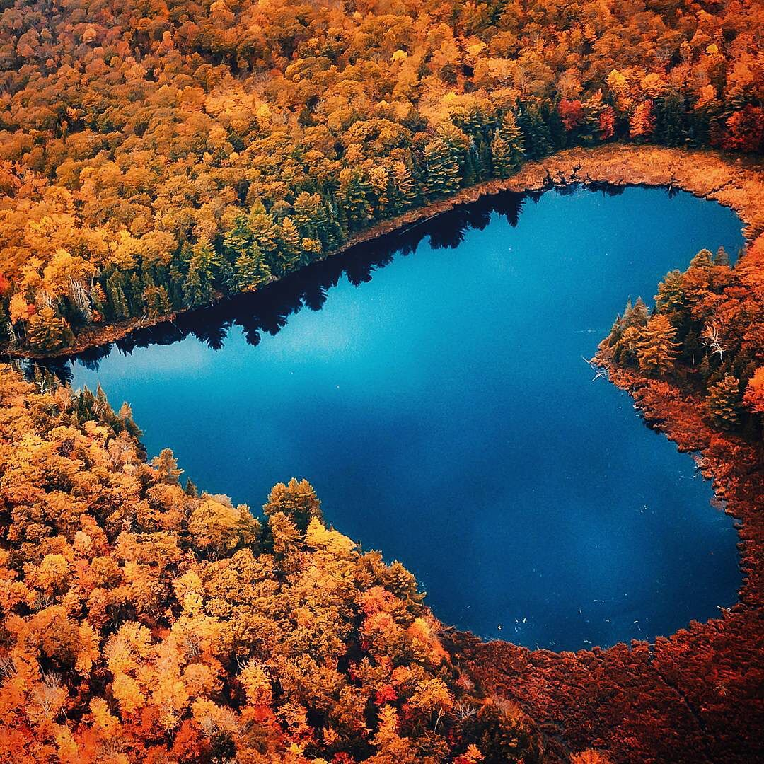 Heart Lake - Ontario, Canada (With images) | Beautiful ...
