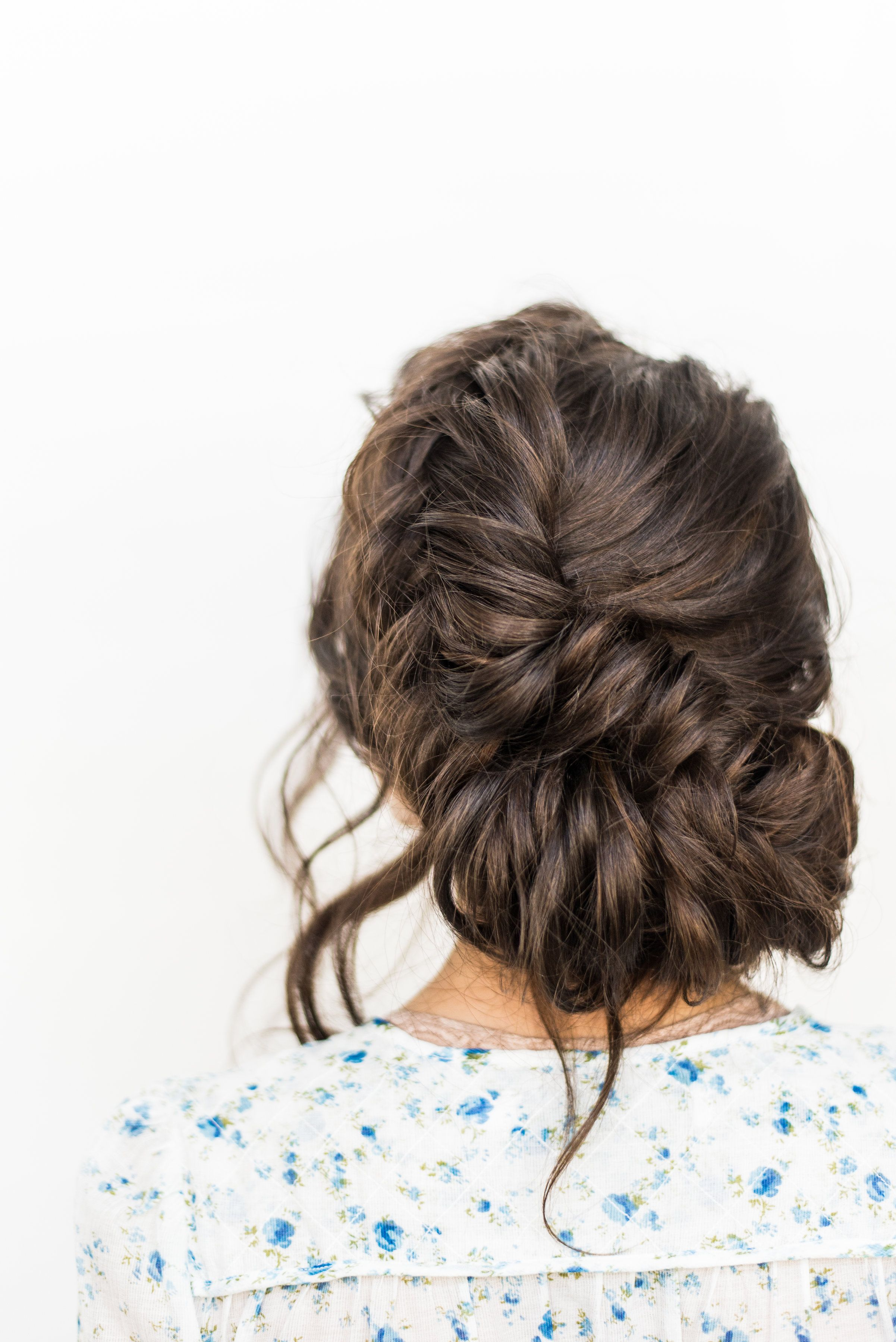 Pin by tay on hair pinterest fishtail braids fishtail and updo