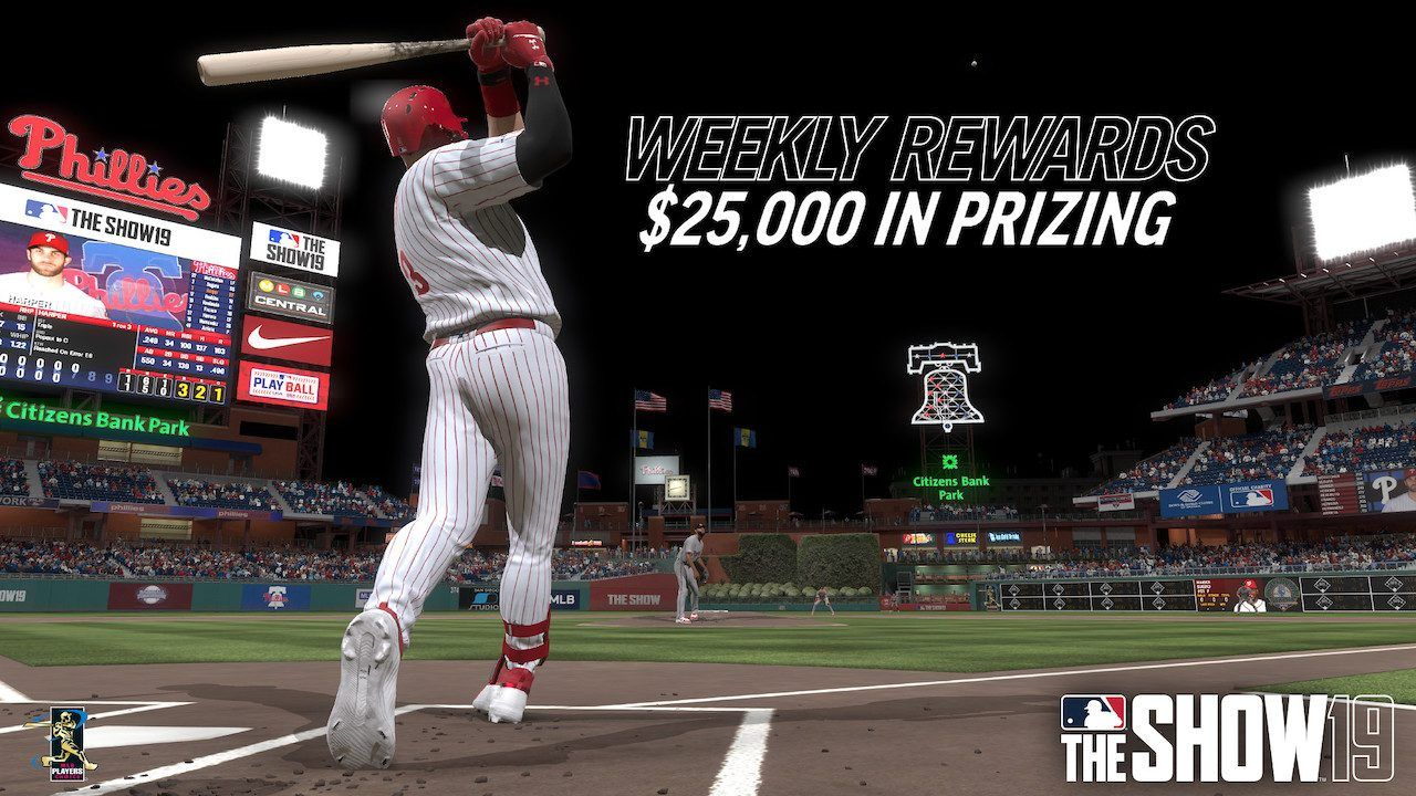 Mlb The Show 19 Ps4 Tournaments Fall Cup Sign Ups Start Today Mlb The Show Tournaments Funny Games