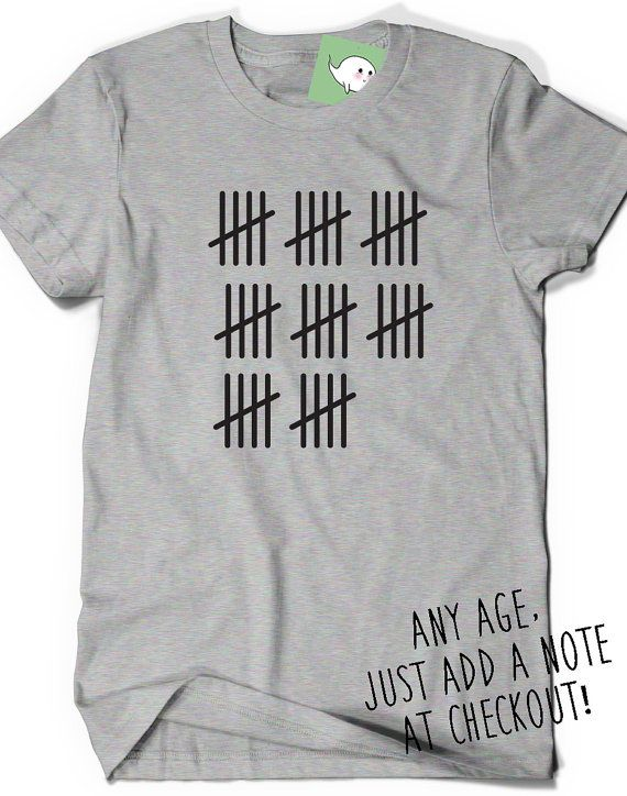 40th Birthday Funny Tshirt T Shirt Tee By BoooTees On Etsy