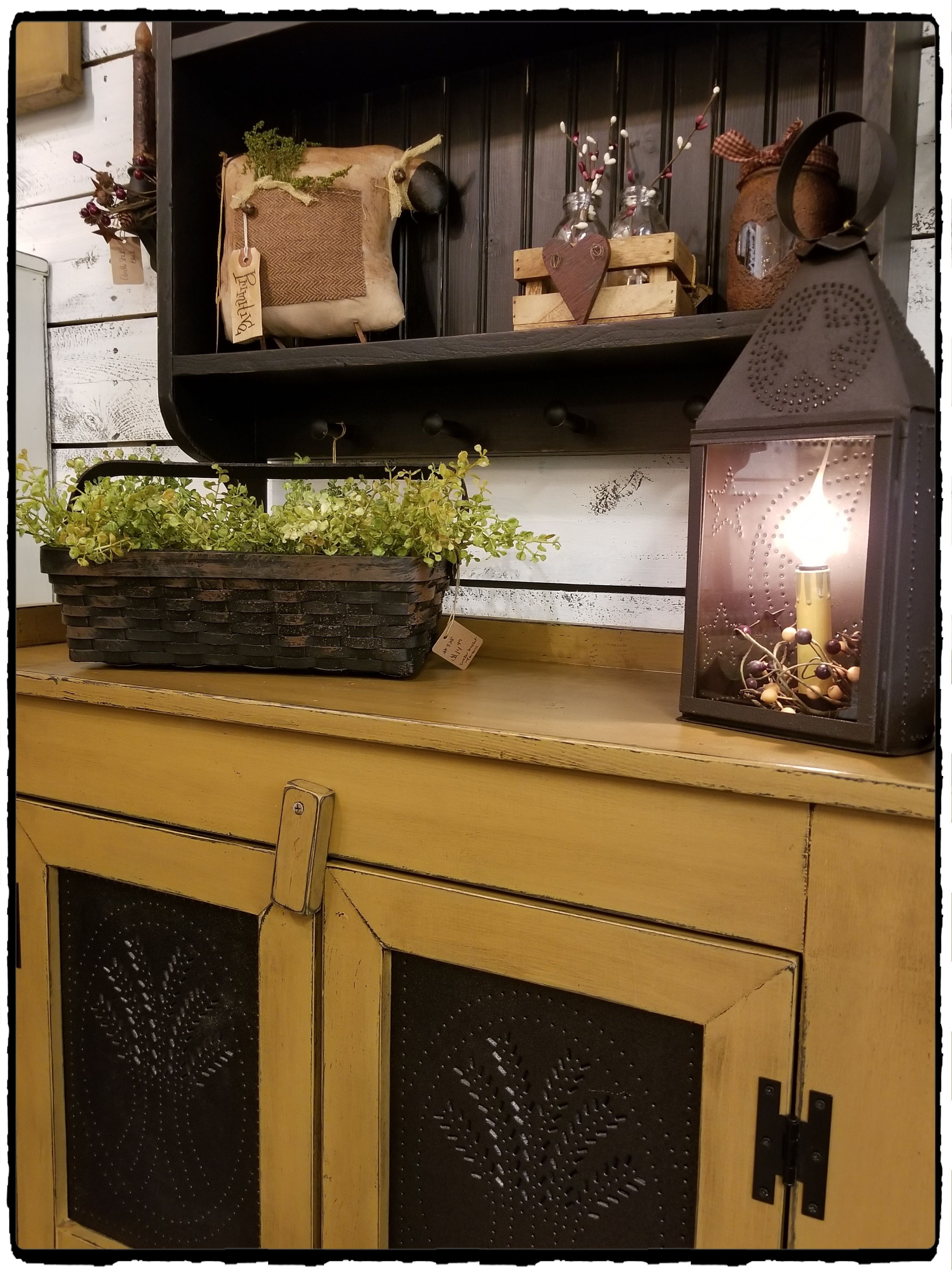 Primitive Country Living Room Decorating Ideas: Pin By Sheila Hallom On Country Decor