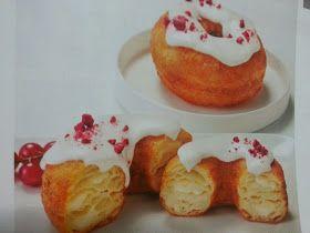 Recetas para tu Thermomix - desde Canarias: Rosquillas Croissant (CRONUTS)