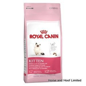 Royal Canin Kitten Food 400g Royal Canin Kitten Has Been Designed For Young Cats Aged Up To 12 Months The Formula Has Been Spe Kitten Food Royal Canin Cat Ages