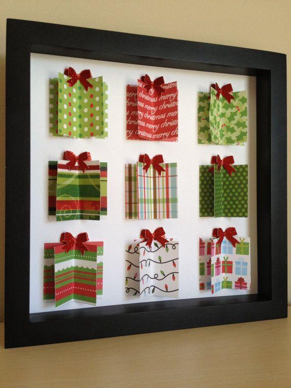 die besten 25 christmas present 3d ideen auf pinterest valentinstag ideen f r freund. Black Bedroom Furniture Sets. Home Design Ideas