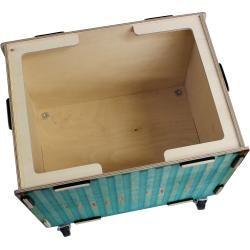 Rollbox Teekiste Rollcontainer Werkhaus #decodenoelfaitmaison