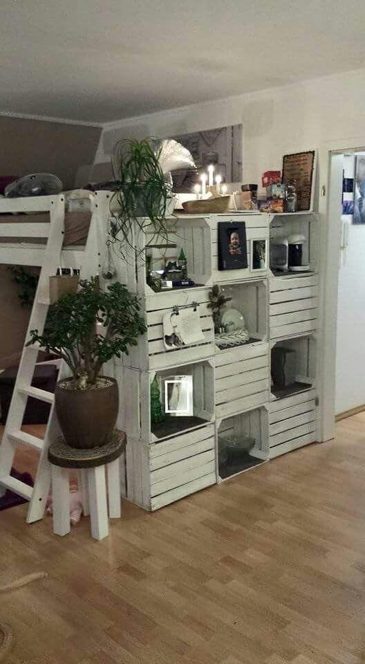 weinkisten schrank m bel selbst gemacht pinterest wohnen weinkisten und obstkisten. Black Bedroom Furniture Sets. Home Design Ideas