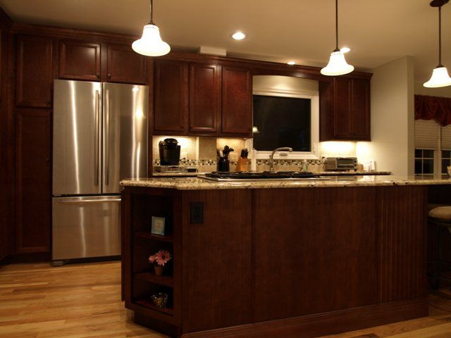 Get Stranded On This Cooking Island New Milford Nj Small House Living Kitchen Remodeling Projects Kitchen Remodel