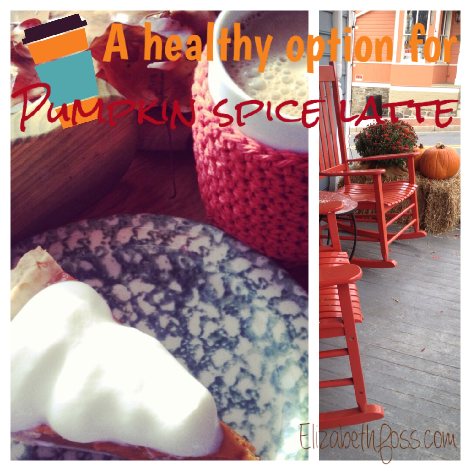 We're All About REAL: Pumpkin Spice Latte