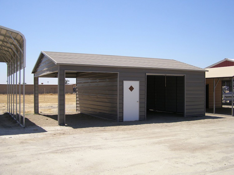 Shed Workshop Combo Carport Garage Barn In 2019 Carport Garage