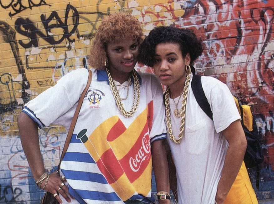 Salt-N-Pepa Is An American Hip Hop Trio From Queens, New