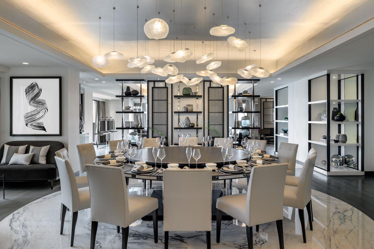 Serene Livable Luxury Is The Focus Of Taipei Residential Towers Interior Design Jobs Interior Design School Interior Design Firms