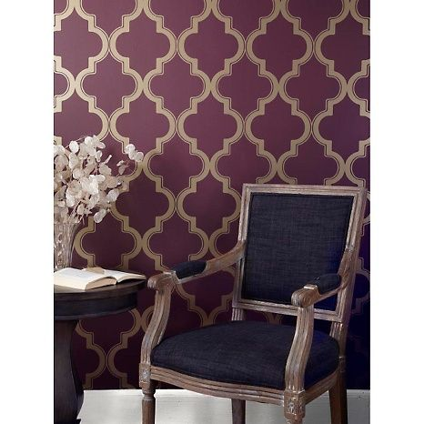 Pin By Karina Febre On Home Temporary Wallpaper Eclectic Wallpaper Removable Wallpaper