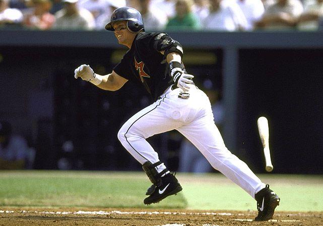 Craig Biggio, Houston Astros
