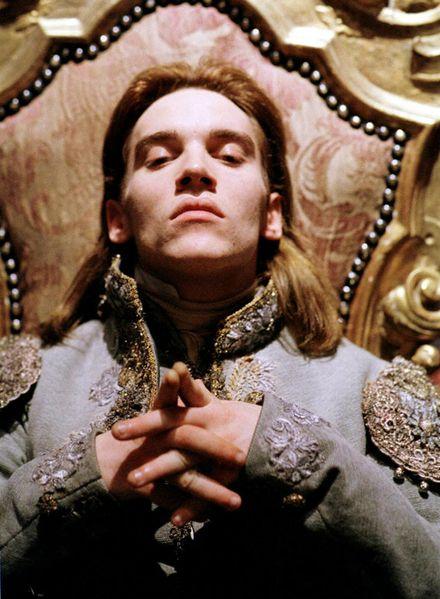 "Jonathan Rhys Meyers in  the BBC's brilliant production of Mervyn Peake's ""Gormenghast"""
