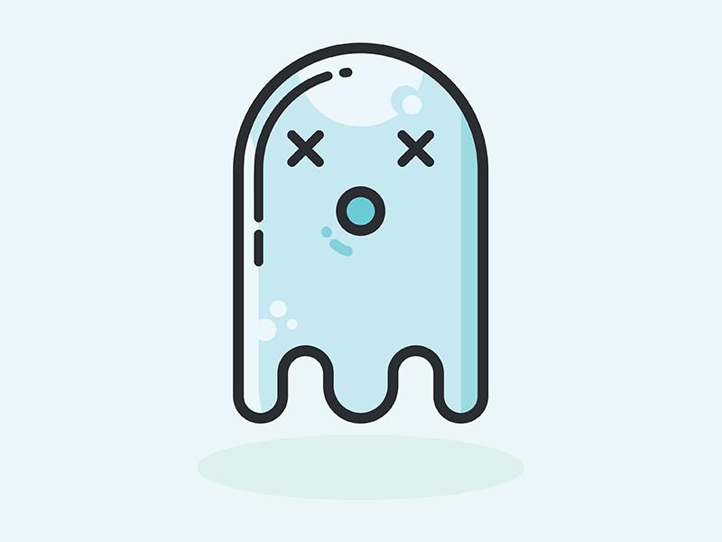 Ghost Cute Ghost Ghost Ghost Design