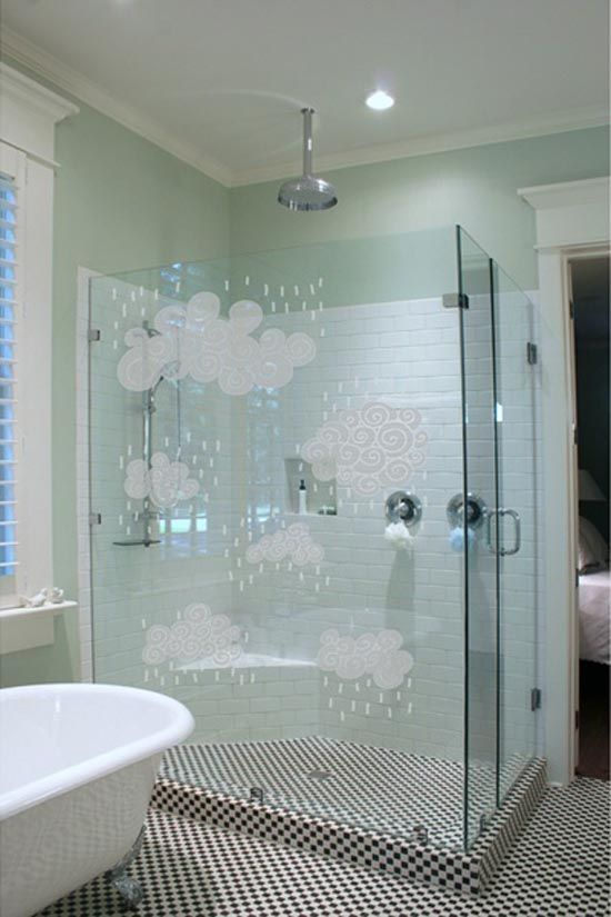 Large shower stalls shower stall mats are designed to for Fall in shower floor