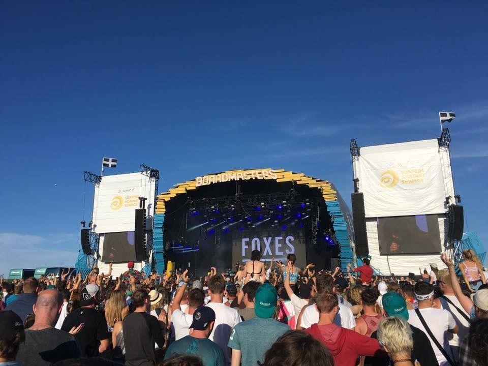 boardmasters festival, cornwall 🎶 TRAVELLING Pinterest