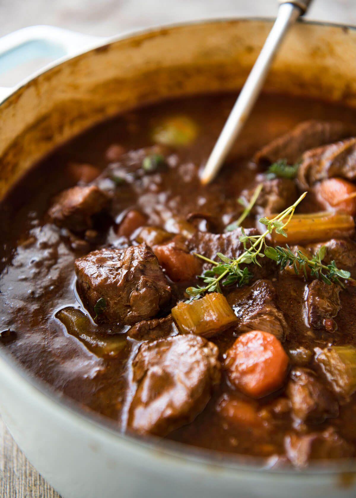 Beef and Guinness Stew | Recipe | Pinterest | Guinness, Irish beef ...