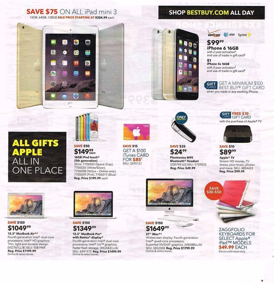 Best buy black friday 2014 ad page 9 cool things to buy