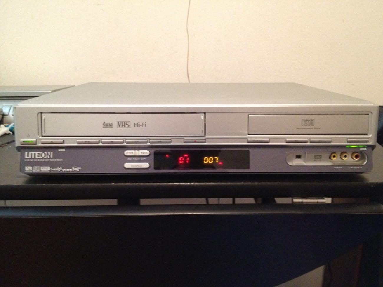 Lite-On LVC-9016G DVD Recorder Update