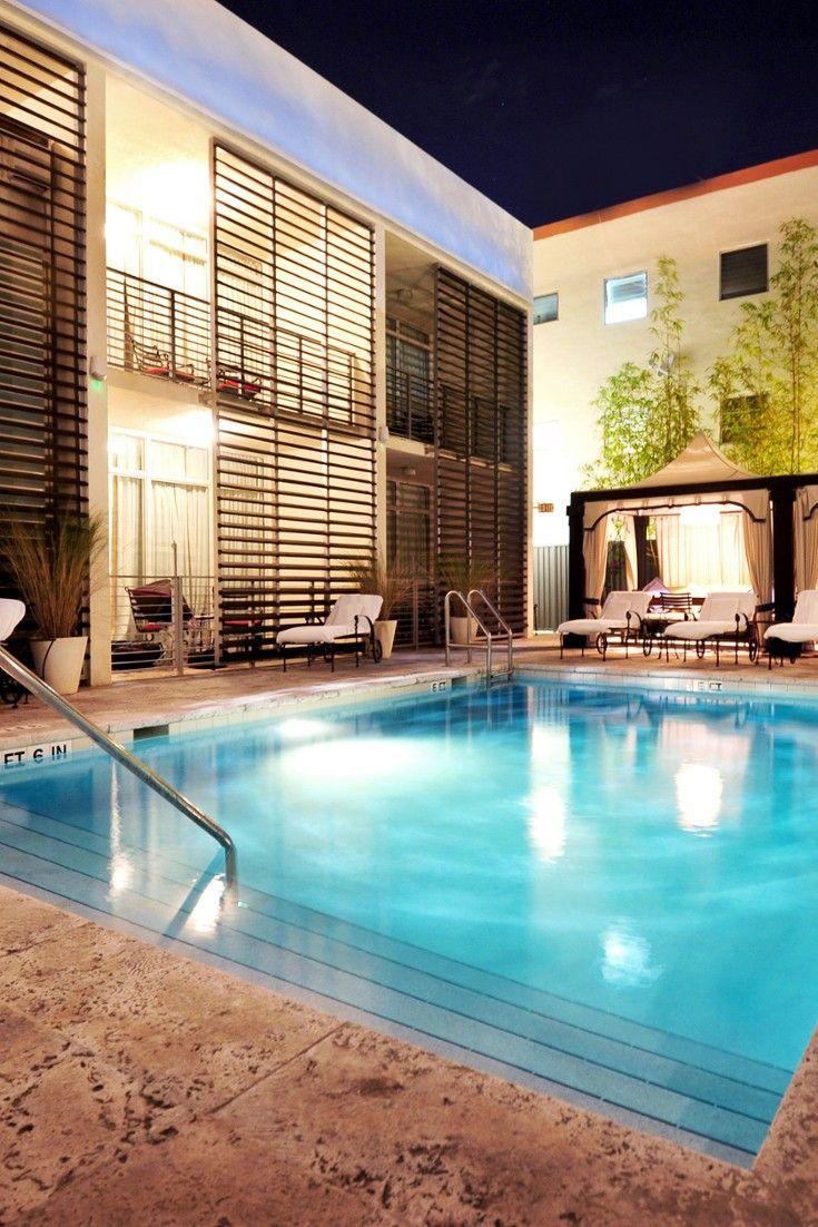 Kimpton Angler S Hotel Miami Beach Fl