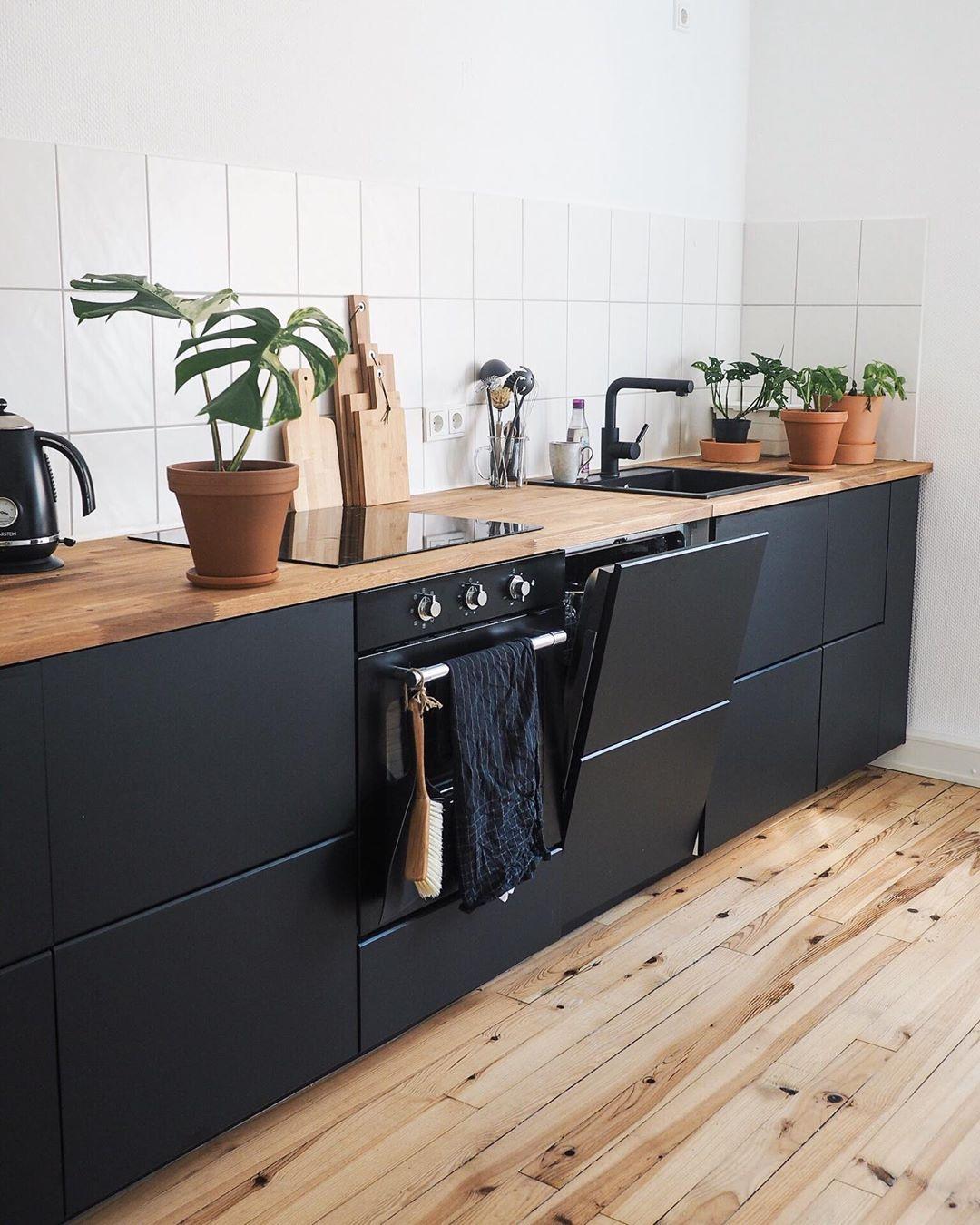 ikea metod küche front kungsbacka #kitchen #ikeakitchen