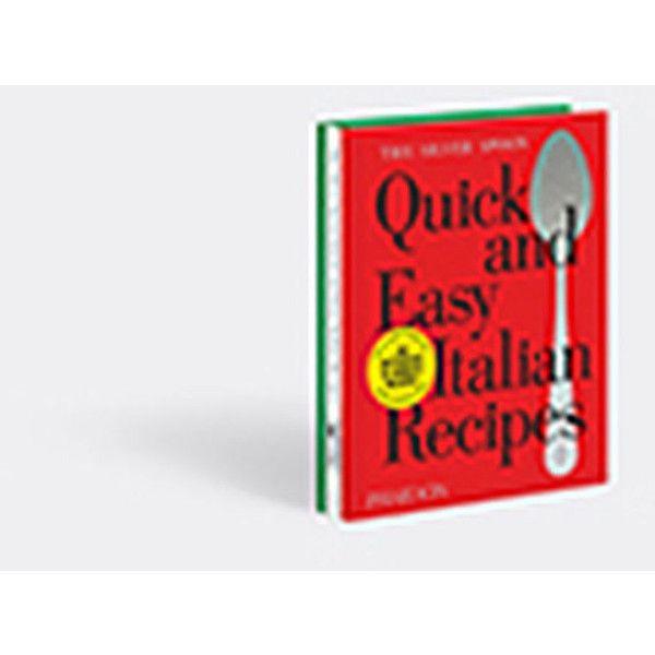 Phaidon 'The Silver Spoon Quick and Easy Italian Recipes' ($27