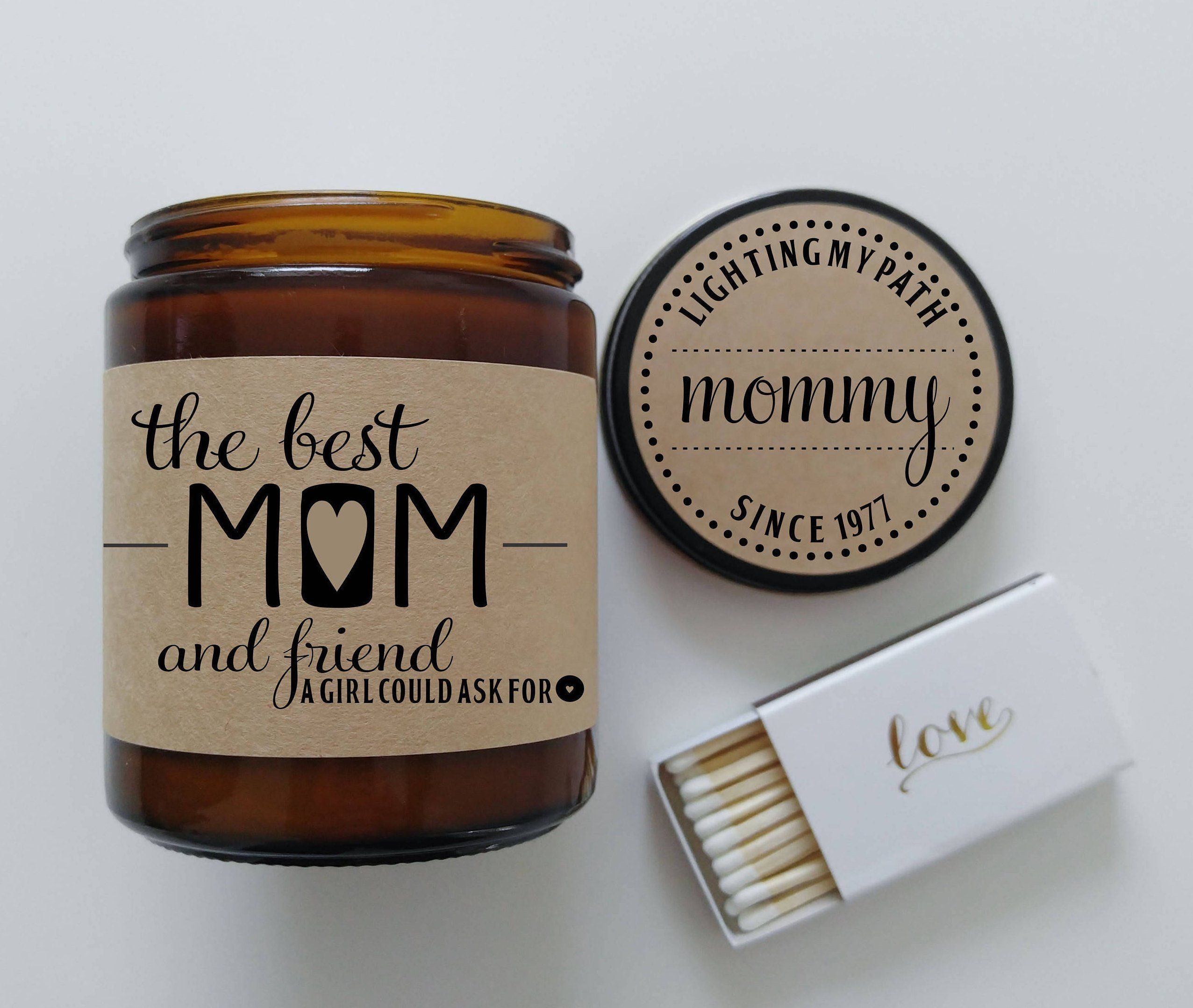 Mom Gifts From Daughter Mothers Day Gift For The Best Mother Birthday