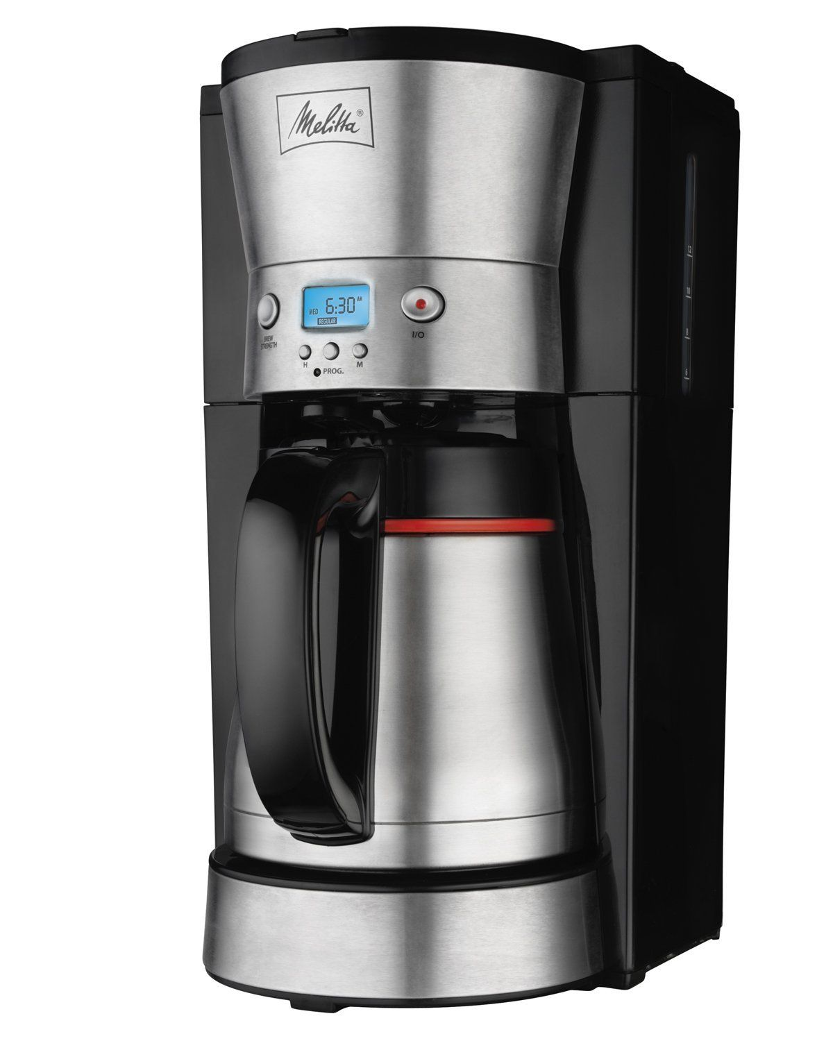 Melitta 46894 10Cup Thermal Coffeemaker with Standard