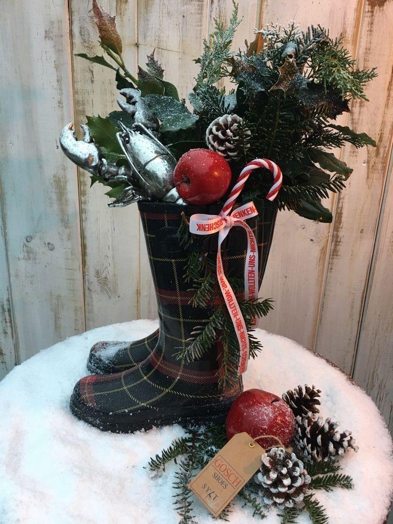 GOSCH SHOES wünscht frohe Weihnachtstage! #sylt #gummistiefel ...