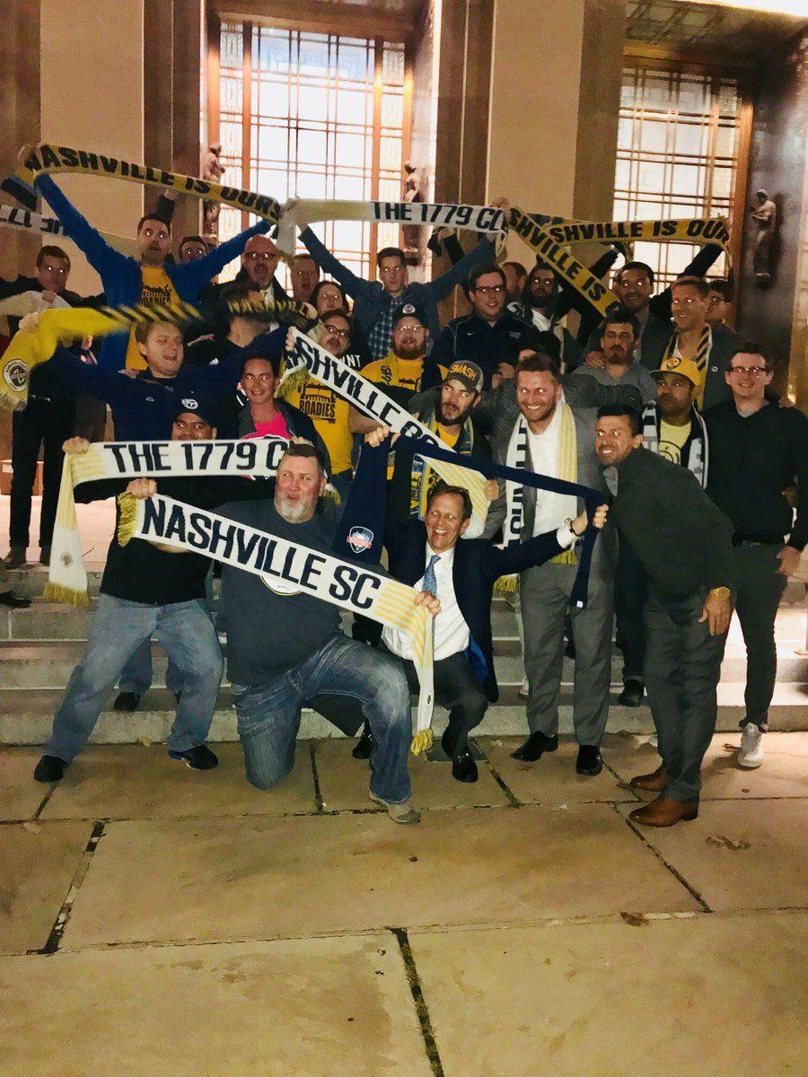 MLS2Nashville (mls2nashville) Twitter (With images