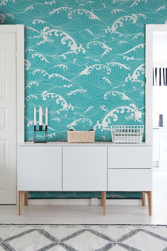 Peel And Stick Removable Wallpaper Peacock Peacock Floral Asian