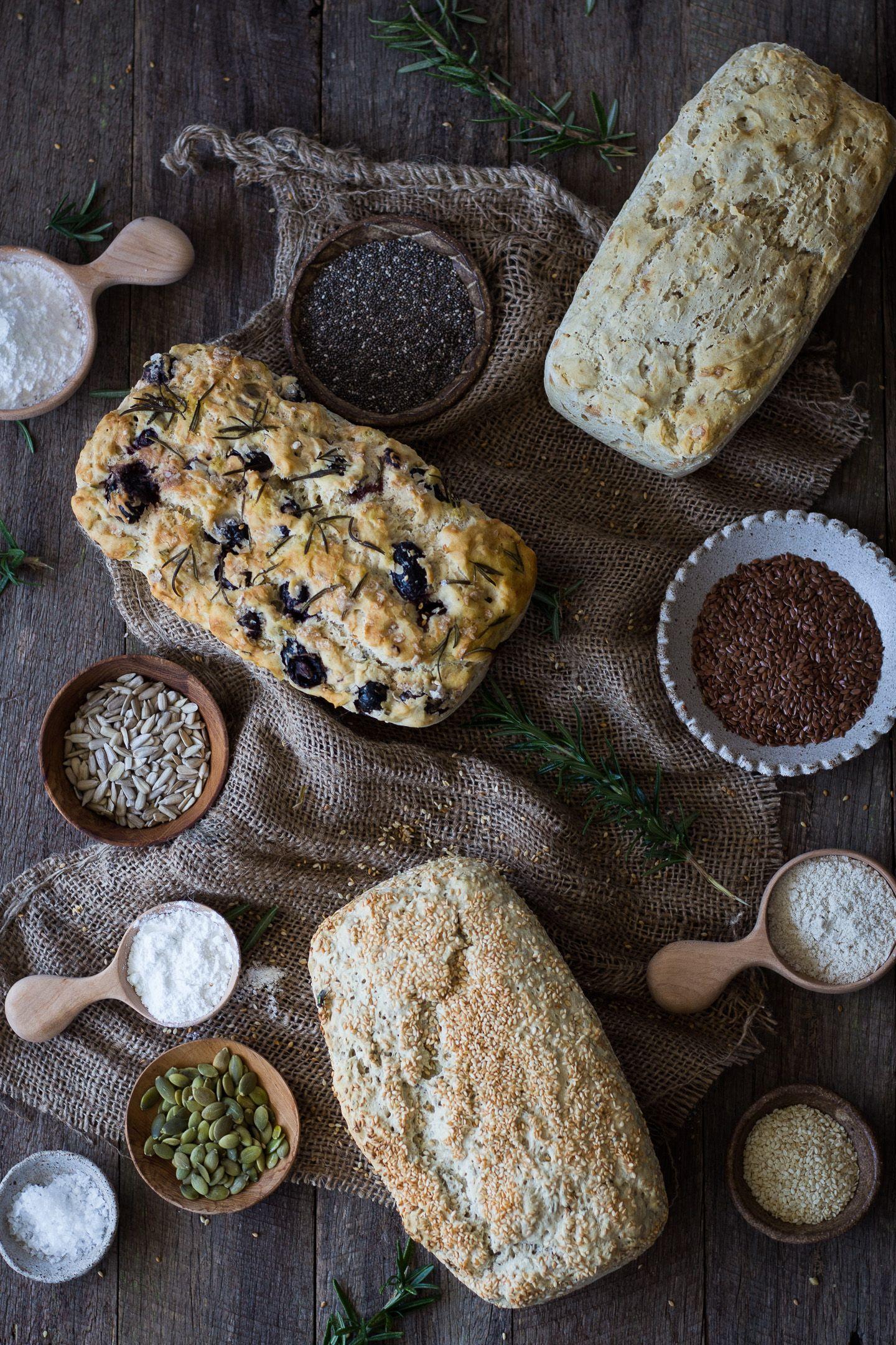 Perfect Gluten Free Bread Recipe 3 Ways Helen Tzouganatos Gluten Free Recipes Recipe In 2020 Gluten Free Recipes Bread Gluten Free Bread Bread