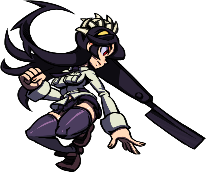 Filia Move List Skullgirls Female Characters Fighting Moves