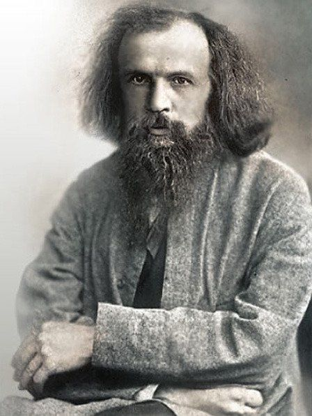 Dmitri mendeleev periodic table meaning want to return to the dmitri ivanovich mendeleev was a russian chemist inventor he is credited as being the creator of the first version of the periodic table urtaz Choice Image