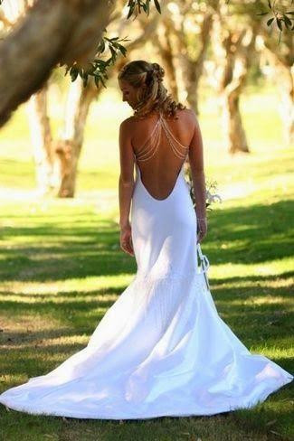 """mi wedding diario: """"body chain"""" para novias: decora tu cuerpo con"""