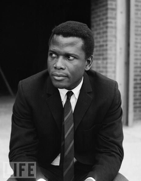 "Sidney Poitier: Won a Oscar for ""Lilies of the Field"" in 1963, becoming the first person of color to win for a leading role!!! Poitier maintained activity on stage, on screen, and in the Civil Rights movement. It should be noted that his roles in ""Guess Who's Coming to Dinner"" (1967) and ""To Sir, with Love ""(1967) were for their time landmarks in the breaking down of social barriers. He is one of my hero's!!"