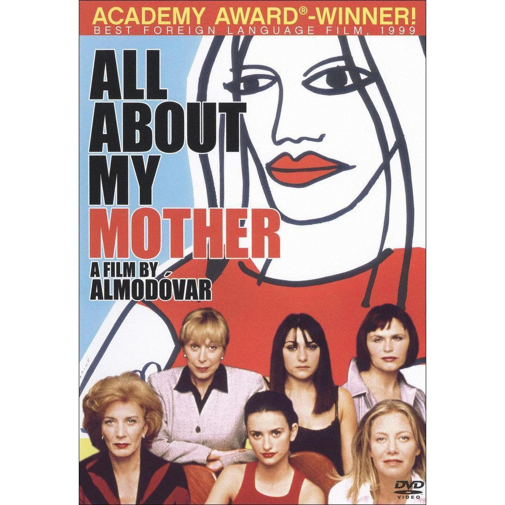 Download Film All About My Mother 1999