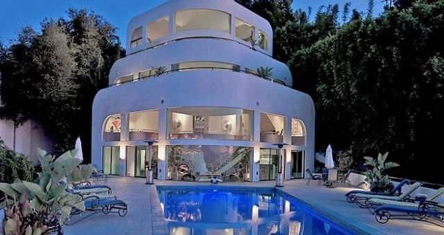 Beverly Hills Modern Mansion Estate Weddings And Events Los Angelesmodern