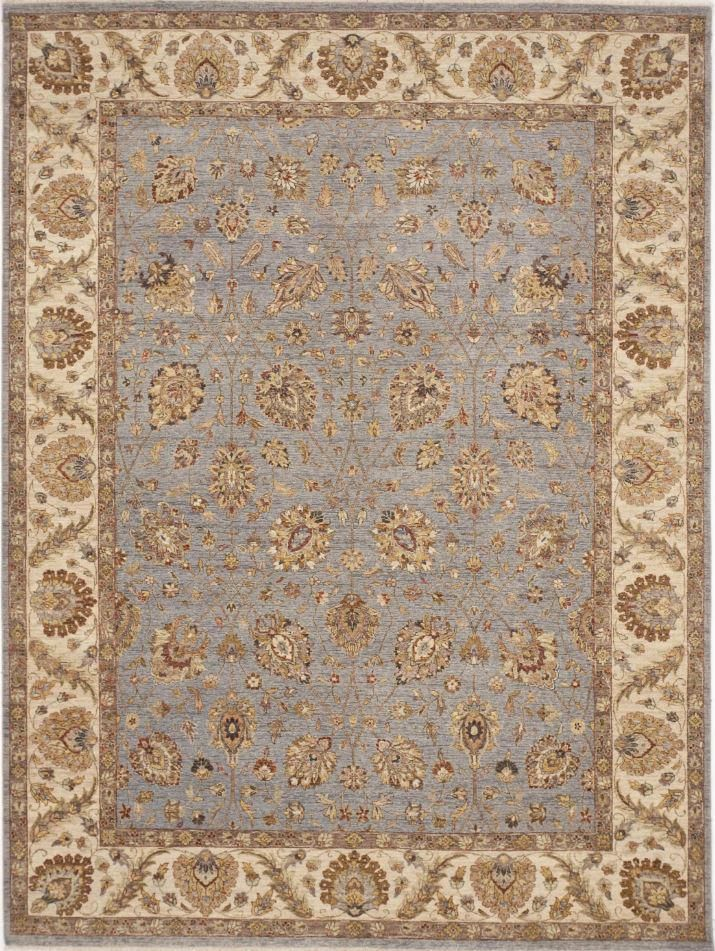 Traditional Hand Knotted Rug 9 X 12 On Chairish Com Rugs Woven Decor Indian Rugs