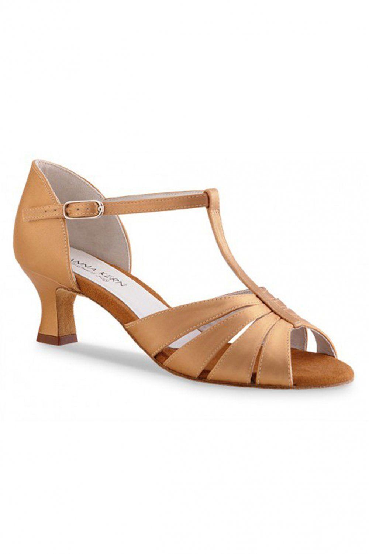 Ladies low heel tstrap ballroom sandals ballroom shoes