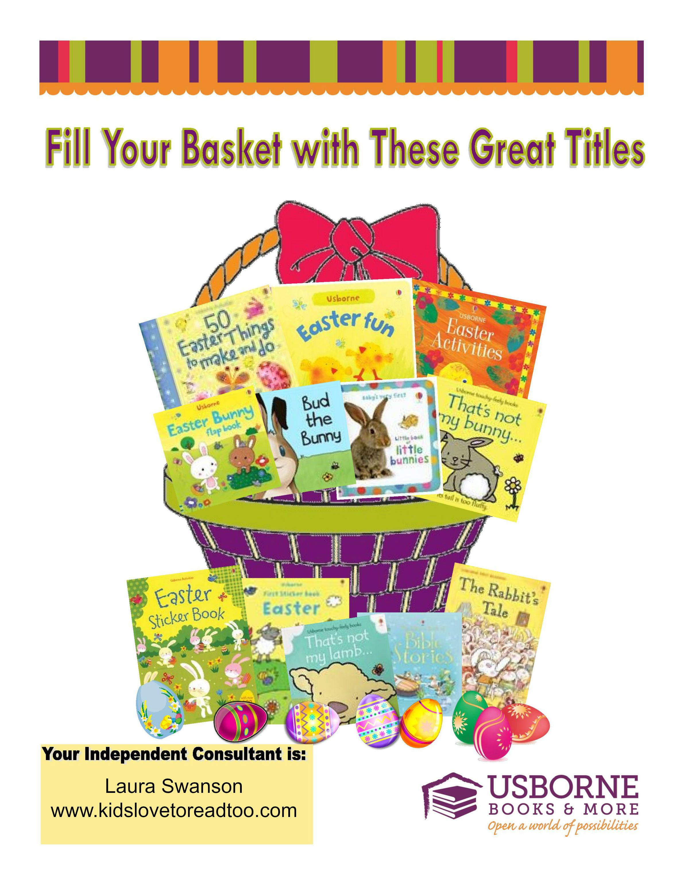Fill your childs easter basket with these great books easter fill your childs easter basket with these great books easter gifts books negle Image collections