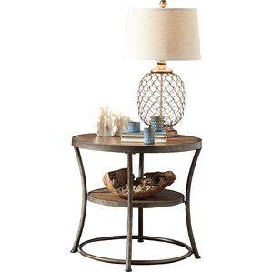 Nartina End Table   Home decor, End tables, Decor