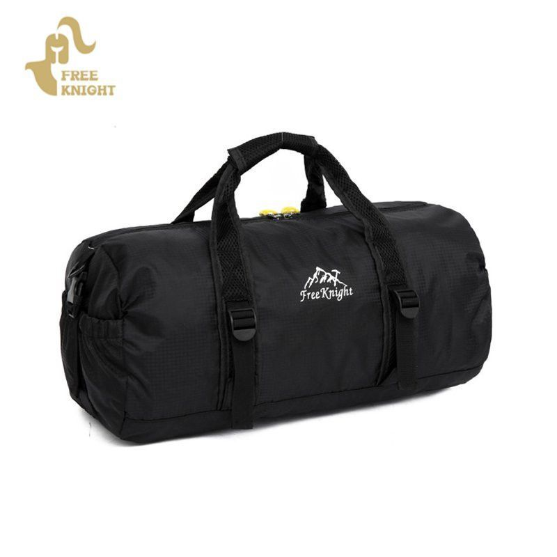 Waterproof Gym Bag Nylon Sports Bag Ultralight Foldable Outdoor Gym Bag Yoga Bags Travel Duffle Bags