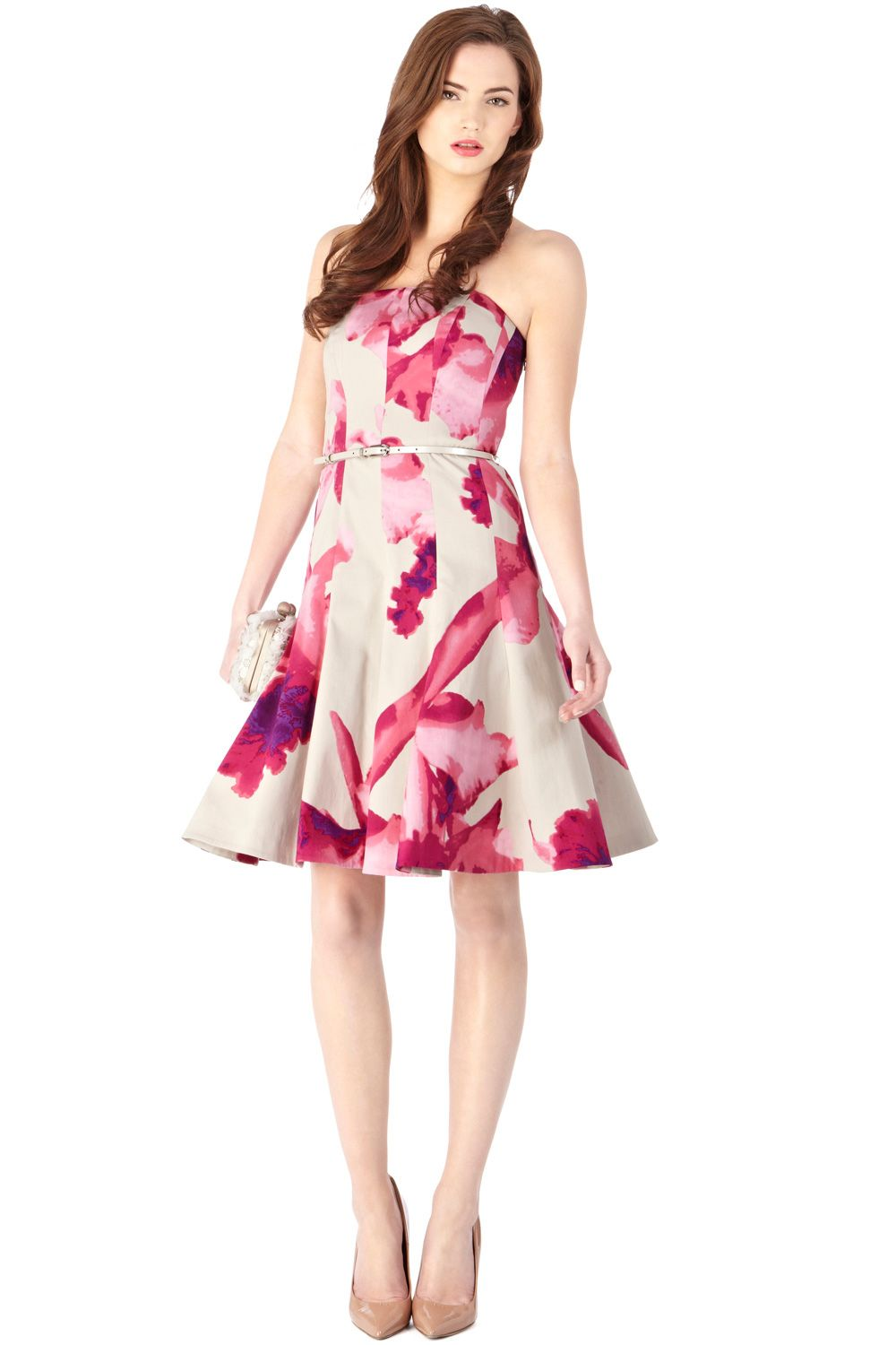 Flower Power! Floral Wedding Guest Dresses