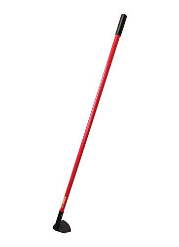 Bully Tools 92415 7gauge Field Hoe With Fiberglass Handle 5inch