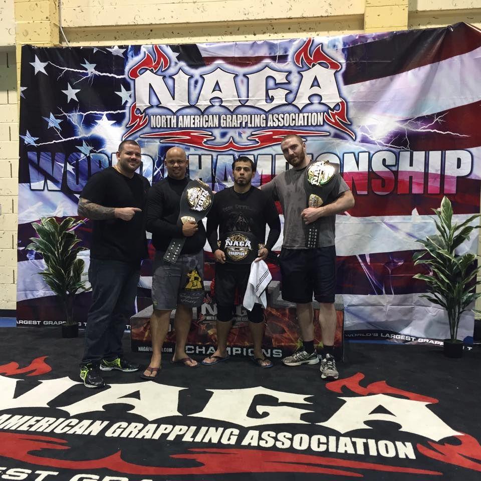 New Jersey Predator Wrestling Hybrid Martial Arts Brazilian