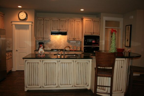 Cottage Style Kitchen With Beadboard Cabinets Beadboard Kitchen Cabinets Beadboard Kitchen Cottage Style Kitchen